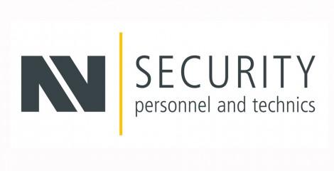 Logoentwicklung NN Security, Leipzig