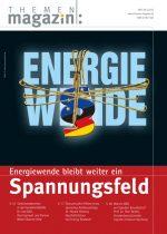 Energiewende bleibt weiter ein Spannungsfeld