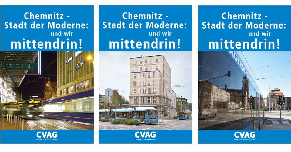 Citylight-Poster Design und Grafik