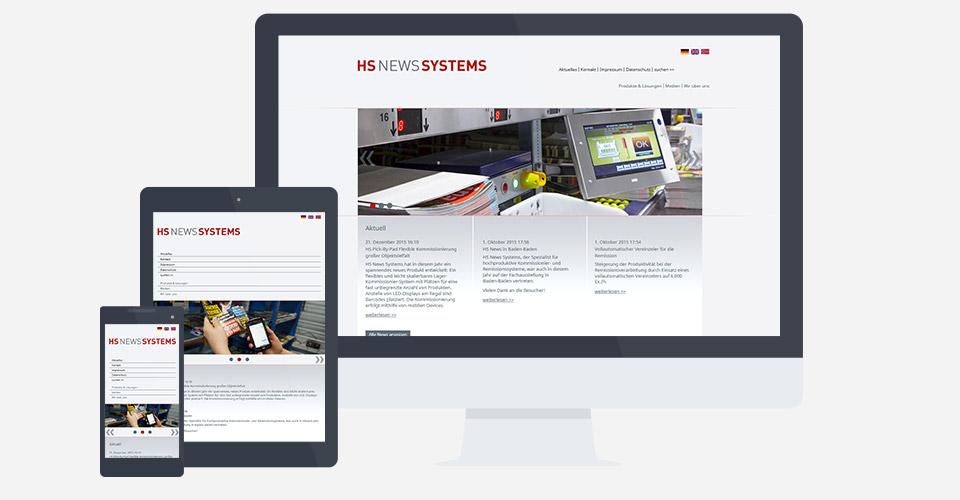 Maßgeschneiderte Responsive Website von Ihrer Full-Service Agentur