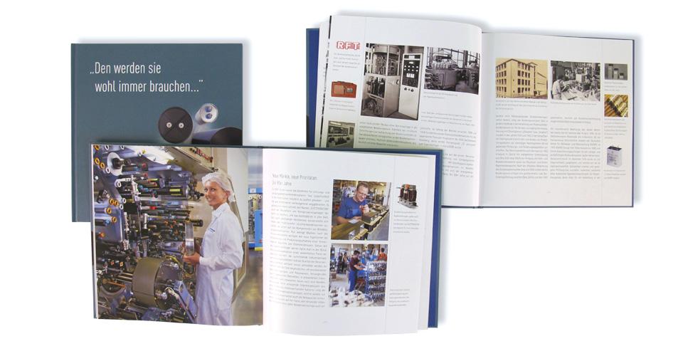 Referenz Unternehmenschronik ELECTRONICON Kondensatoren GmbH