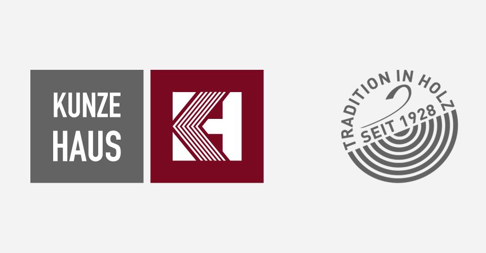 Logo erstellen lassen Kunzehaus Tradition Signet