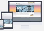 Webseitenlayout in Responsive Design