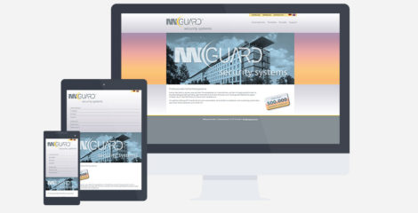 Webseitenlayout in Responsive Design