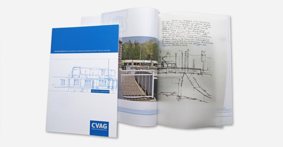 Geschäftsbericht CVAG