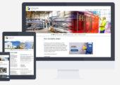 responsive Unternehmenswebseite PKT-Systeme