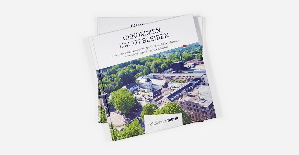Unternehmenschronik Schönherrfabrik