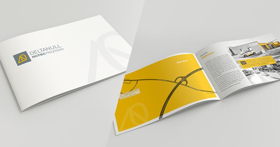 Flyer Design Deltanull