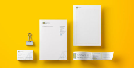 Stationary Mockup Deltanull