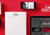 Corporate Design & Marketingstrategieentwicklung aus Chemnitz für Hells Rock Entertainment