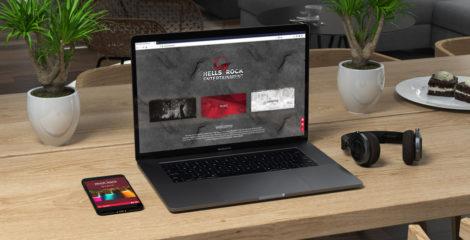 Entwicklung einer modernen Website von Ihrer Full-Service-Agentur