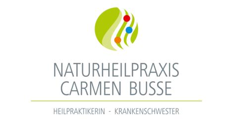 Logodesign Naturheilpraxis Carmen Busse