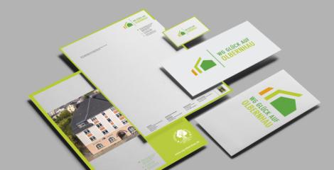 Corporate Design für WG GLÜCK AUF