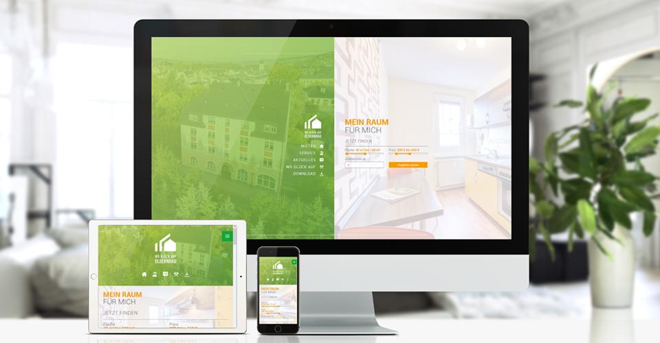 Website Gestaltung im Responsive Web