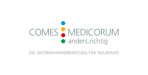 Entwicklung eines neuen Logos für COMES MEDICORUM