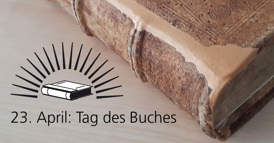 23. April: Tag des Buches