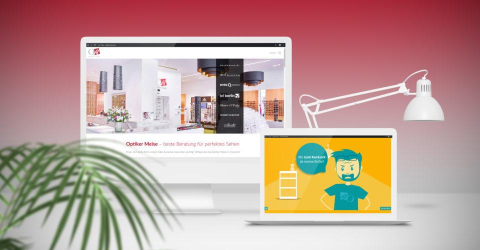 Webdesign erstellen lassen von Ihrer Full Service Agentur